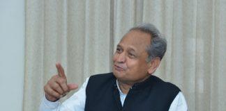 Ashok Gehlot, Tan, pm Modi
