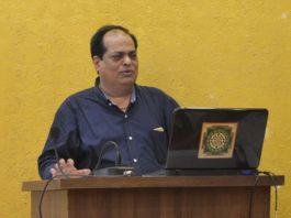 Atul Malikram ji public relations