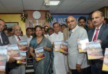 Chief Minister, Vasundhara Raje, e-library