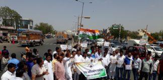 Congress, Jagatpura, craving, drinking water