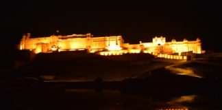 Jaipur Night tourism, Amber Fort