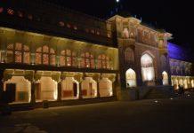 Jaipur Night tourism, Ganesh Pol