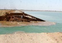 Malseşar Dam, Broken, Jlday Minister, Surendra Goyal, resign