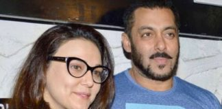 actor salman khan priti jintha