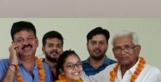 Garima Panwar, X-CM Ashok Gehlot, IAS, upsc