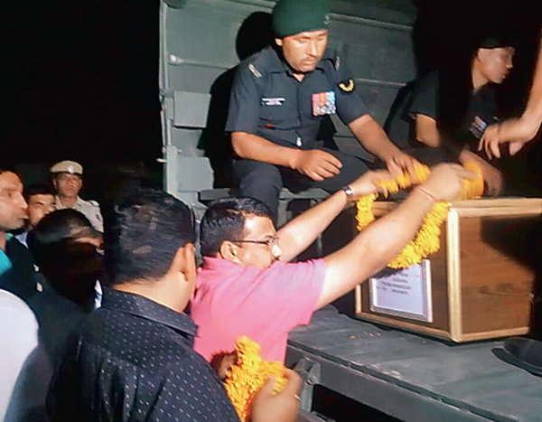 Shaheed Hetram godhra, Bikaner,humble eyes