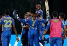 IPL matches, Rajasthan Royals, Mumbai Indians, lose