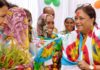 Advantage, development, scheme, tribals, cm Vasundhara Raje