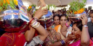 cm Vasundhara Raje, Jayal, Himalayan water, Rajasthan rural drinking water, Fluoride removal project
