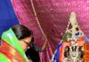 Chief Minister raje, visited, Jhalarapatan, see Sridharakashastri