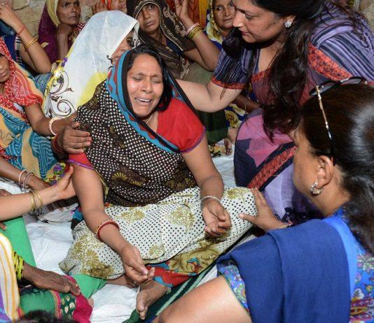 Chief Minister, Vasundhara Raje,disturbed,damage caused, storm