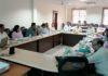 Chief Secretary,Tourism, review meeting,Kuldeep Ranka