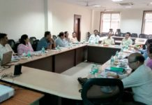 Chief Secretary,Tourism, review meeting,Kuldeep Ranka