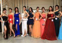 Models, Miss India 2018, Seismallin, Caesars Salon, jaipur