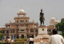 Ramnivas Bagh,Contempt Notice, JDC, jmc, Masala Chowk, Construction,