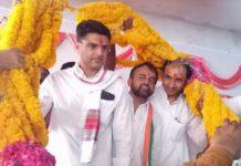 Sant Samaj, stop, atmosphere,hate, Sachin Pilot, Sen Bawasi Samadhi, Sanyam Lodha