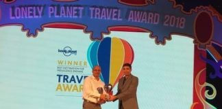 Lonely Planet, two prestigious, Tourism Award, Rajasthan Tourism, anand tripathi