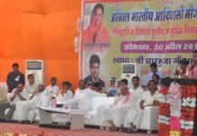 cm Vasudhara Raje,Meena Society, Mass Marriage Conference
