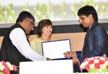 Opp Yadav, doordharsan, Rajasthan, awarded, Lumba, International Media Award