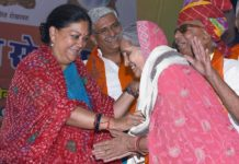 Democracy fighters kept democracy alive in emergency: Vasundhara