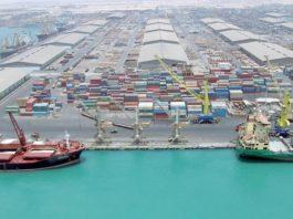 Chabahar port Iran