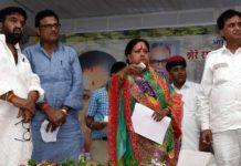 Vasundhara Raje, turnaround, ashok gehlot, BJP government, gets, three times, development work, Jodhpur