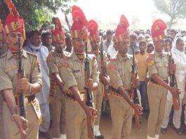 Condolence, martyrdom, Chief Minister, Vasundhara Raje, bsf, four jawans