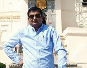 sharvan singh rathod journlist