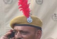 Lost,Head Constable, sushil sharma,Life, SI pramosion, Race, jaipur police