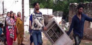 Shastri Nagar Krivastava encroachment free: People started leaving their own house ...