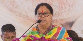 rajasthan gaurav yatra, goal, bring prosperity, lives, every state, Vasundhara Raje