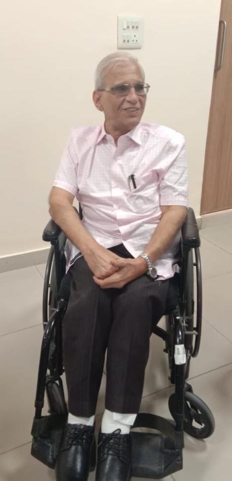 Role, Robotic Surgery, Cancer, Teaching, Padma Bhushan, Dr. S.H. Advani, mahveer cancer hospital jaipur