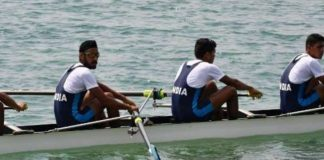 ASIAN GAMES, India, got, gold, SILVER, BRAUNJE, rowing
