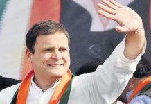 Rahul Gandhi 9th and 10th in Bharatpur and Bikaner