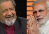 WRITER VS Naipaul, DEAD, Prime Minister, Narendra Modi, condoled,demise, VS Naipaul.