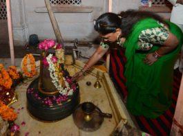 jaipur metro, destroyed, rojgareshwer Mahadev Temple, jaipur, cm Vasudehra Raje, inaugurated, temple, destroyed, mla mohan lal gupta