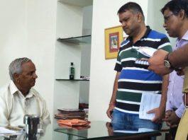 sc-st act, Journalist Durg Singh Rajpurohit, bail, Governor Kalyan Singh, release, durg singh, hindusthan media trust