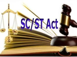 Under, pressure, pm narendra Modi, central government, SC-ST act, restored, old provisions