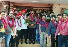 PRATAP SINGH Khatriwas, Sikh society, Congress membership