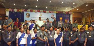 राजस्थान राज्य भारत स्काउट व गाईड राज्य परिषद का 68 वॉं वार्षिक अधिवेशन सम्पन्न - स्काउट गाईड को प्रभावी प्रशिक्षण दिया जायेगा - मोहन्ती