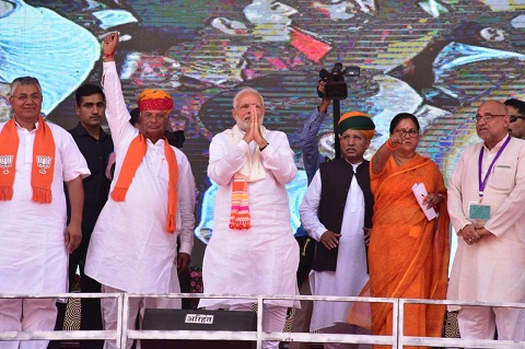 rajasthan Farmers, free electricity, Vasundhara Raje
