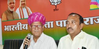 Congress is adopting double standards for the vote bank: Lakkhawat