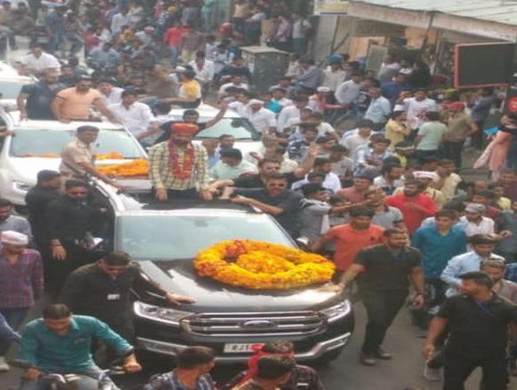 Narayan Beniwal, Hanuman Beniwal, cm rajasthan