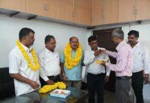 Rakesh Kumar Sharma, President Rajasthan Jar, Sanjay Saini