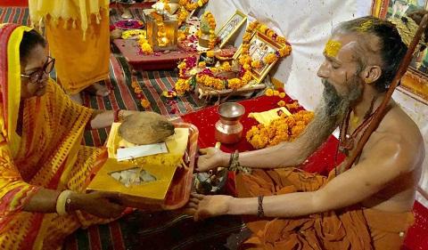 Rahul GANDHAI, Vasundhara Raje