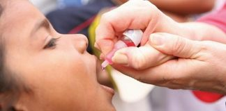 Polio medicine, safe