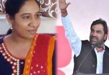 teesara morcha khada karane vaale hanumaan beneevaal ghar mein phanse, bhateejee ladegee hanumaan ke saamane chunaav