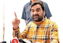 mla Hanuman Beniwal, new party, jaipur big relly