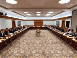Prime Minister meets with international experts and CEO of oil and gas sector