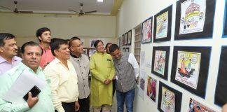 Jar's three-day voter awareness exhibition